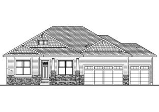 Maplewood - Eagle Eye Luxury Single Family Homes: East Lansing, Michigan - Mayberry Homes
