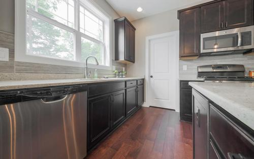 Kitchen-in-Windsor-at-Northpointe at College Fields-in-Okemos