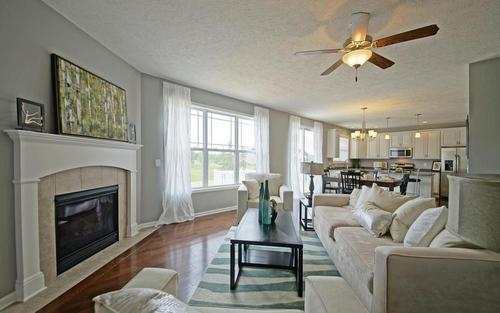 Greatroom-and-Dining-in-Waverly-at-Northpointe at College Fields-in-Okemos