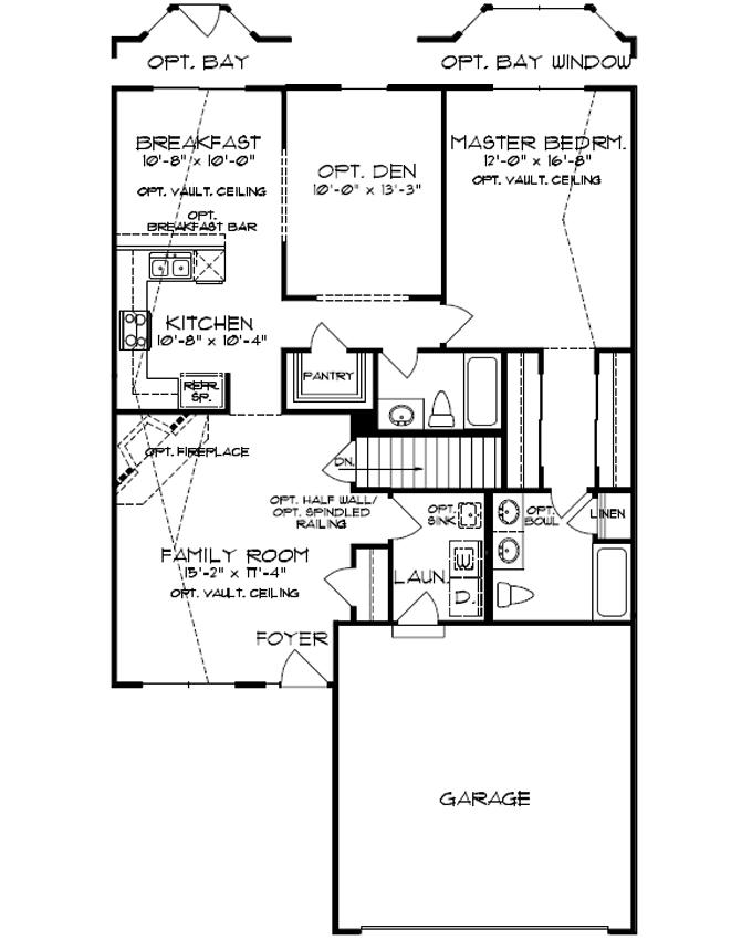 Sycamore Plan Ellisville Missouri 63021