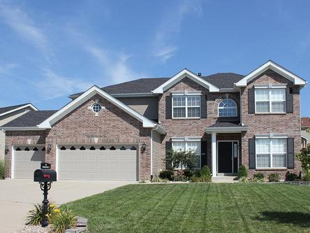 Pleasant New Homes In Lake Saint Louis Mo 132 Communities Home Interior And Landscaping Pimpapssignezvosmurscom