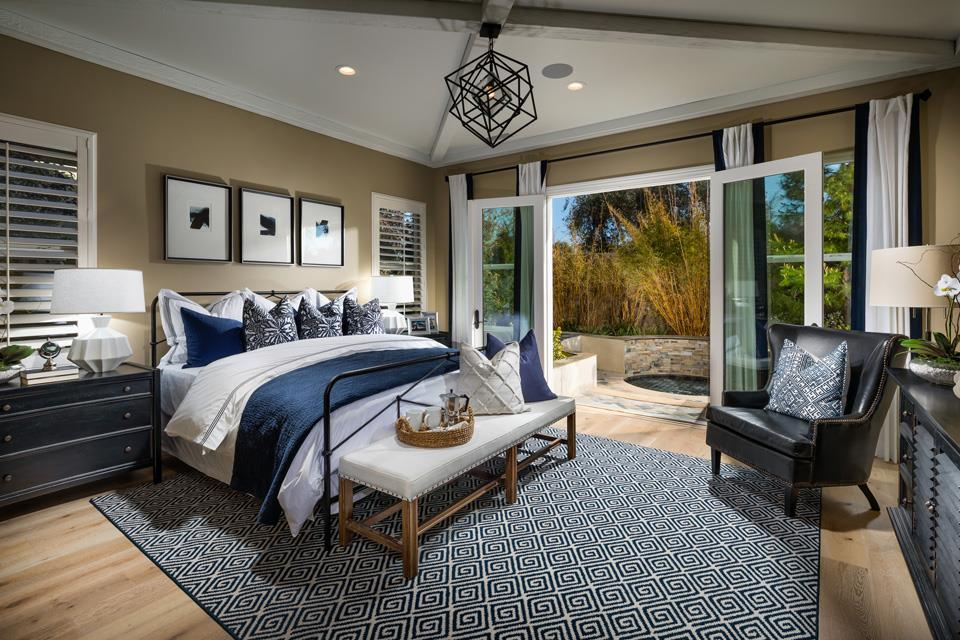 Bedroom featured in the Mary Lou By McCaffrey Homes in Fresno, CA