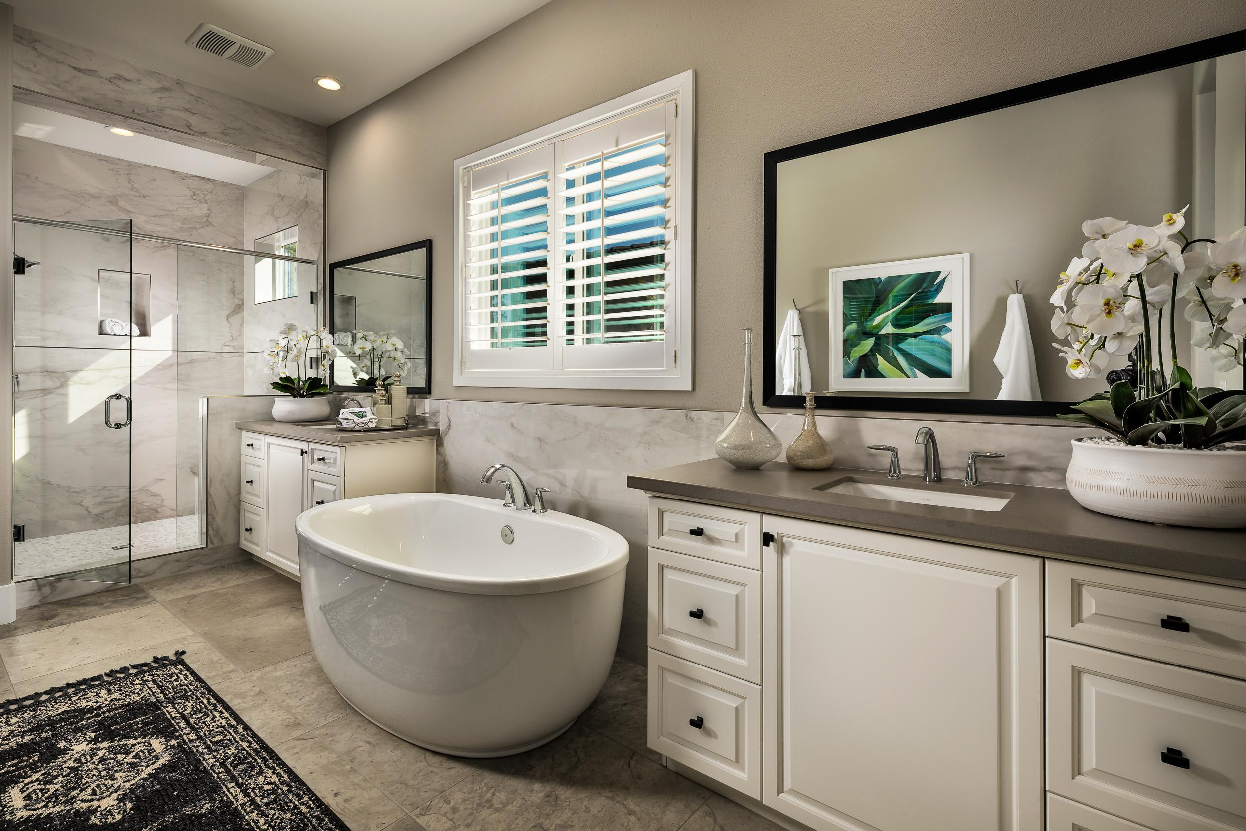 Bathroom featured in the Live Oak By McCaffrey Homes in Fresno, CA