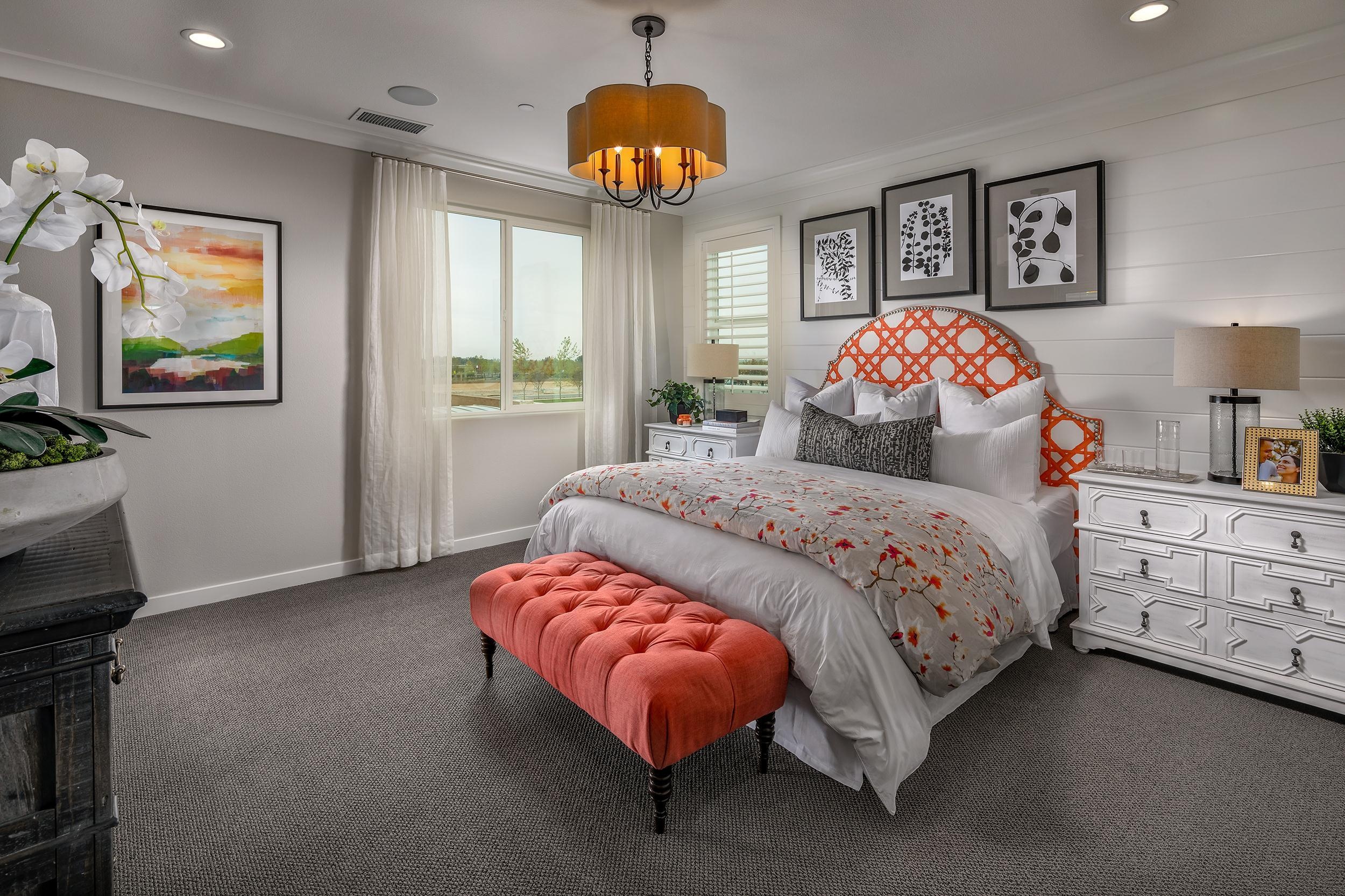 Bedroom featured in the Katelyn By McCaffrey Homes in Fresno, CA