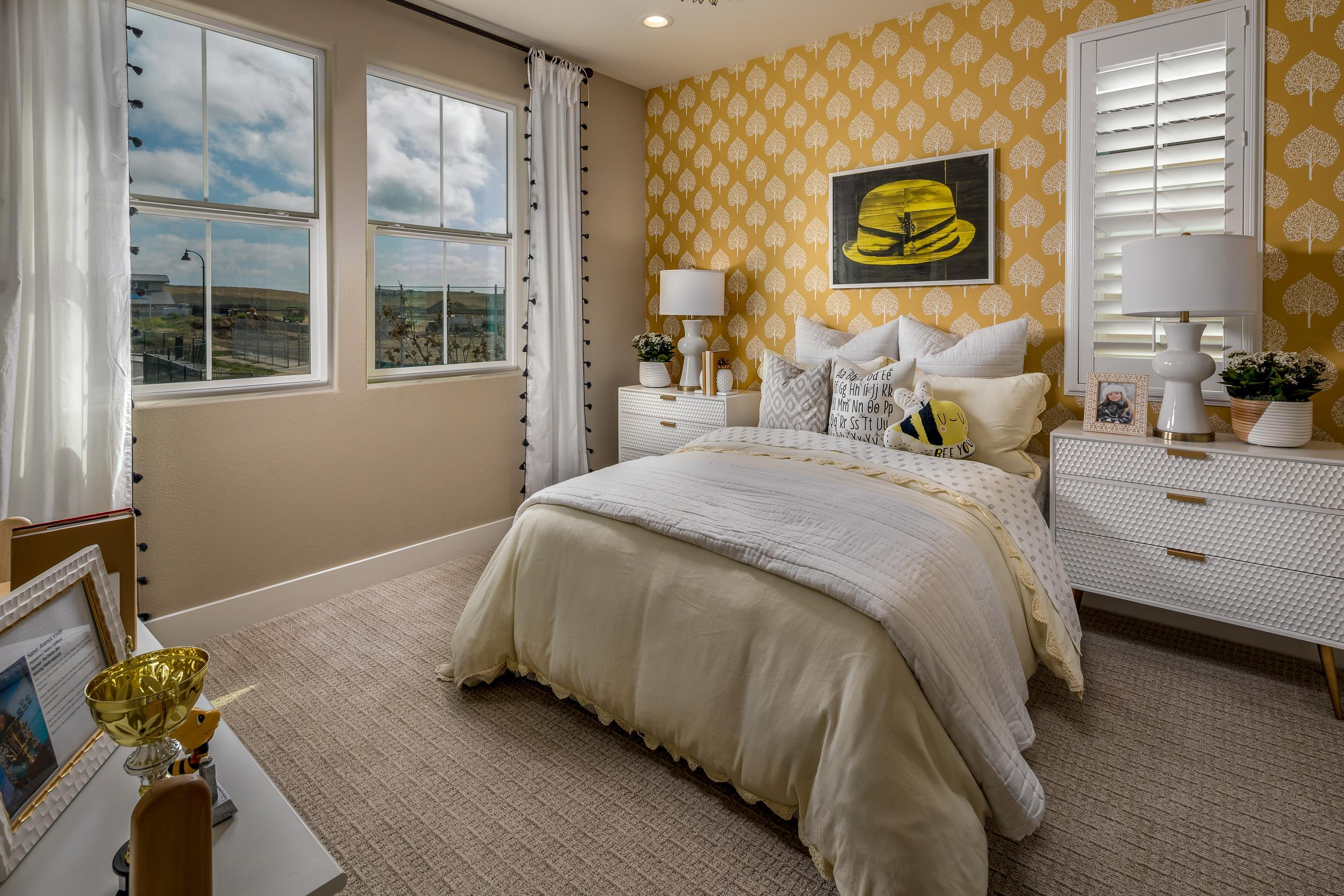 Bedroom featured in the Laina By McCaffrey Homes in Fresno, CA