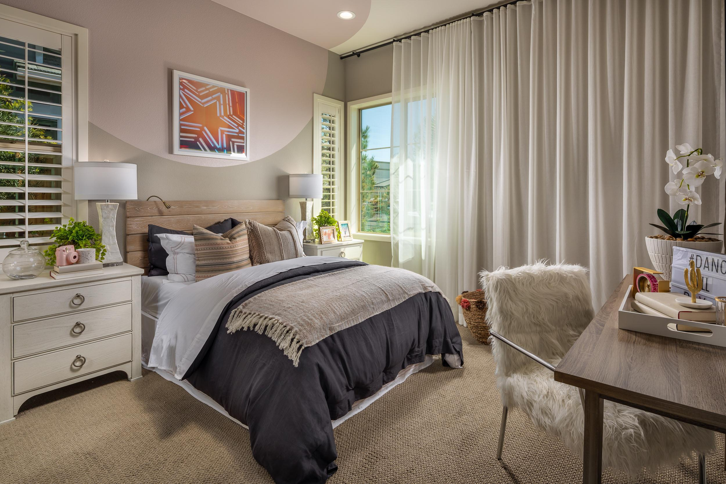 Bedroom featured in the Blue Oak By McCaffrey Homes in Fresno, CA