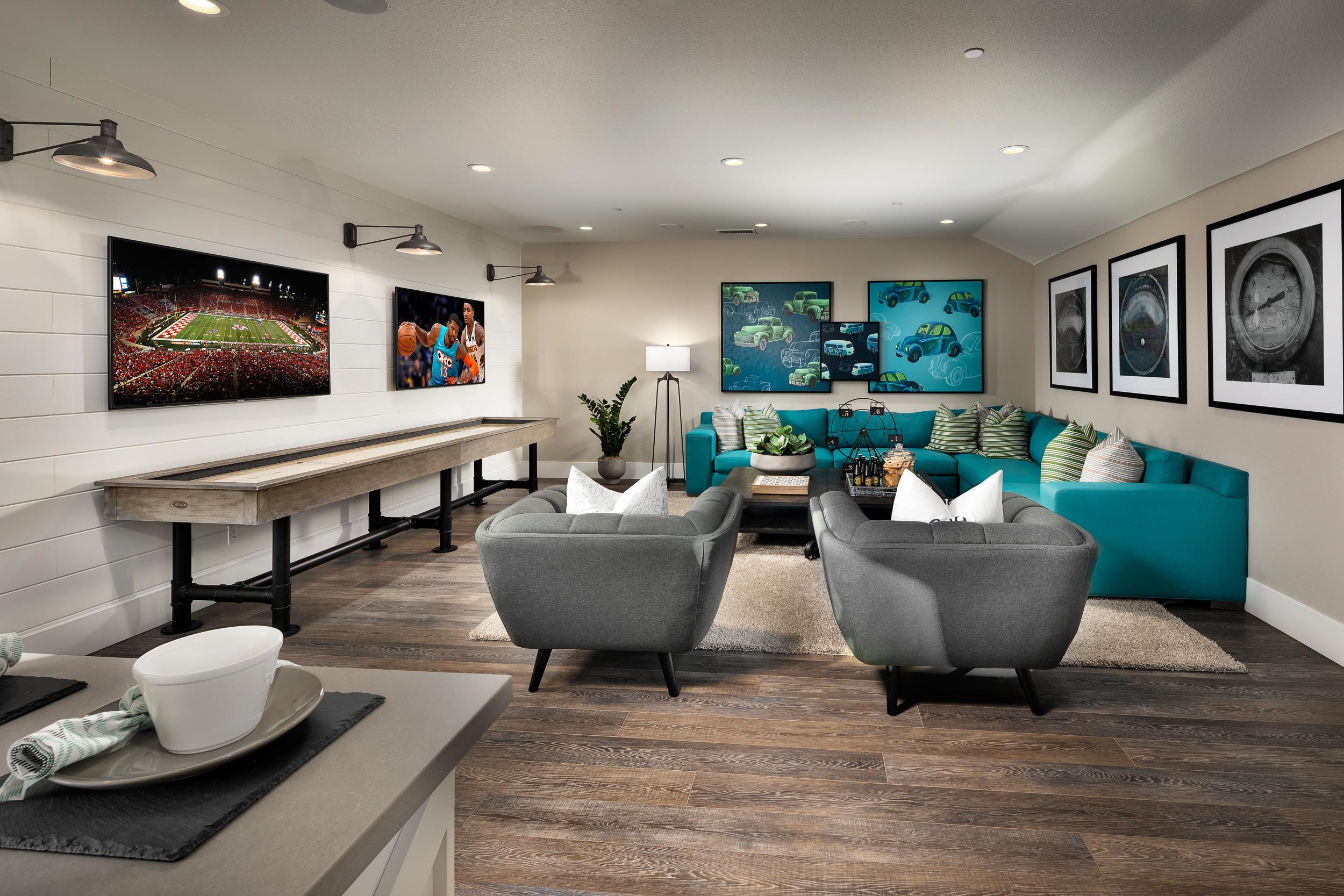 Living Area featured in the Live Oak By McCaffrey Homes in Fresno, CA