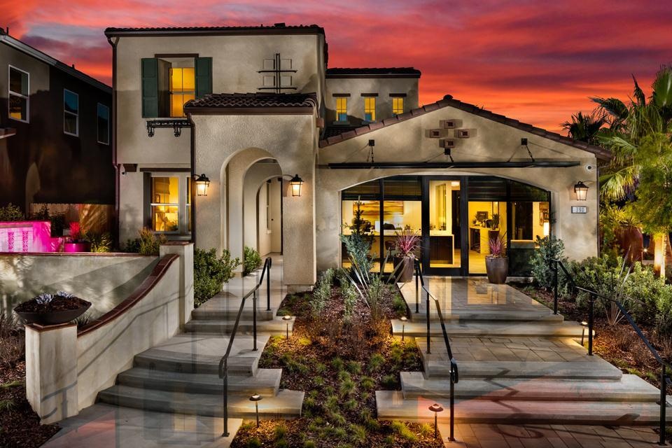 Exterior featured in the Pauline By McCaffrey Homes in Fresno, CA