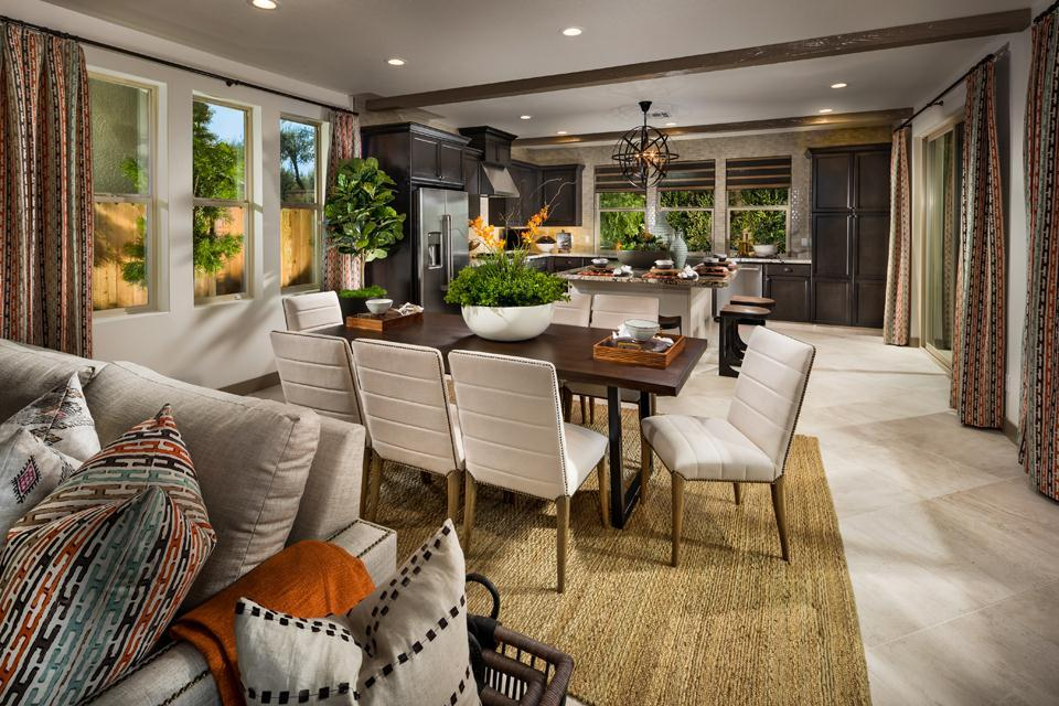Living Area featured in the Pauline By McCaffrey Homes in Fresno, CA