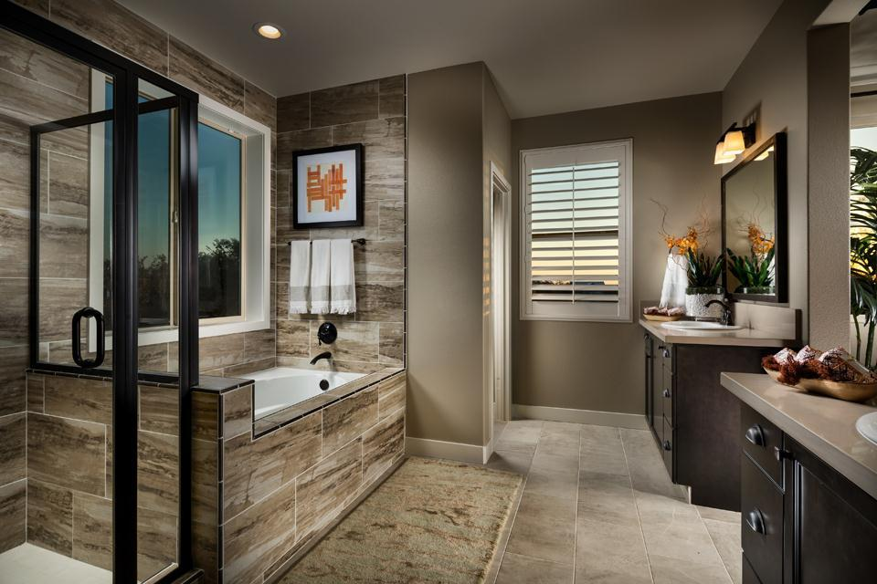 Bathroom featured in the Pauline By McCaffrey Homes in Fresno, CA
