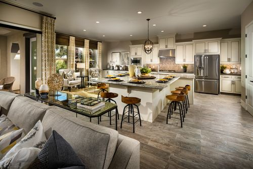 Kitchen-in-Residence Two-at-Ivy at Riverstone-in-Madera