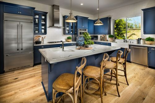 Kitchen-in-Residence Three-at-Ivy at Riverstone-in-Madera