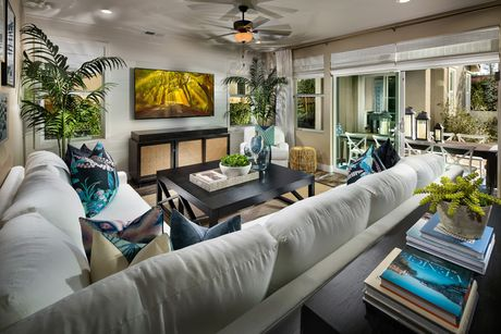 Greatroom-and-Dining-in-Residence Four-at-Santerra Clovis-in-Clovis