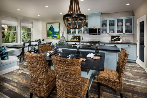 Greatroom-and-Dining-in-Santerra Residence 4-at-Ivy Tesoro Viejo-in-Madera