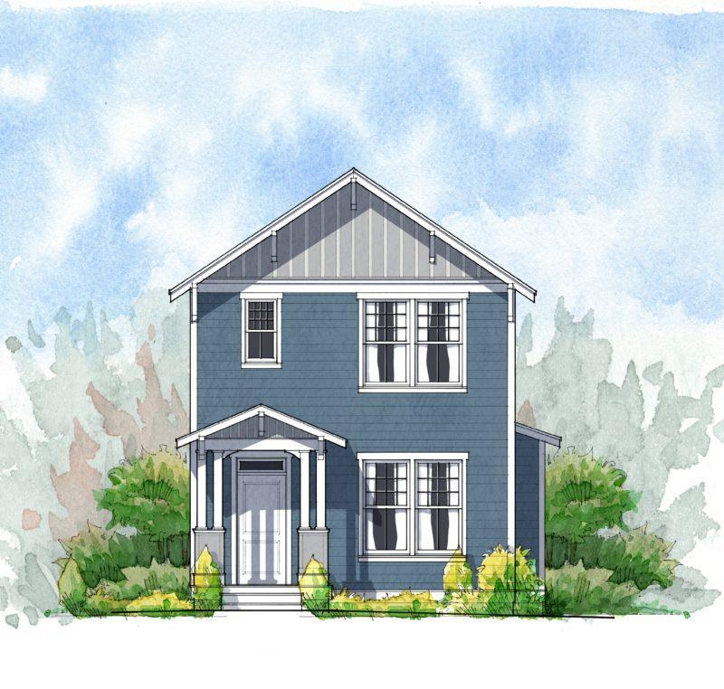 Exterior featured in the Boulder By McCall Homes in Billings, MT