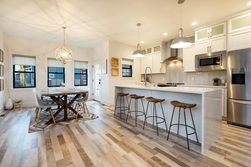 Kitchen featured in the Granite By McCall Homes in Billings, MT