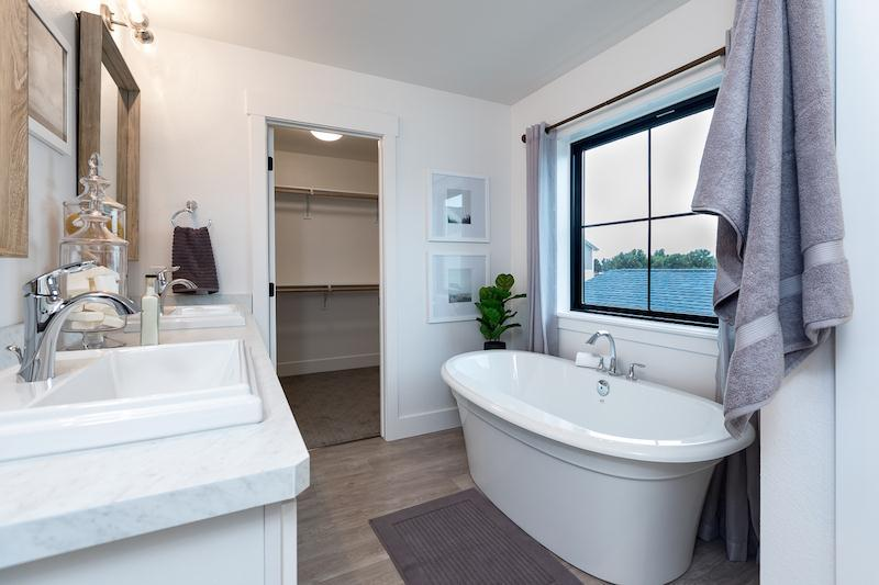 Bathroom featured in the Granite By McCall Homes in Billings, MT