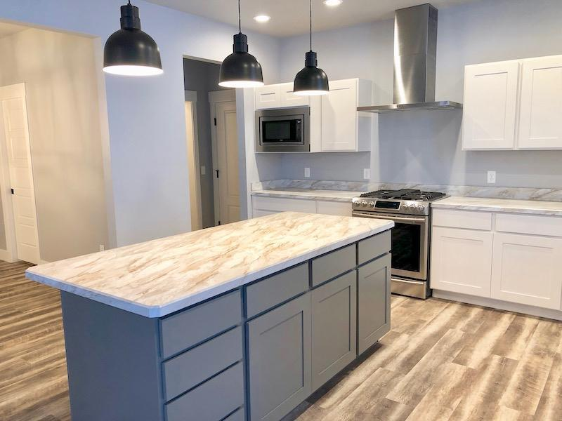 Kitchen featured in the Mammoth By McCall Homes in Billings, MT