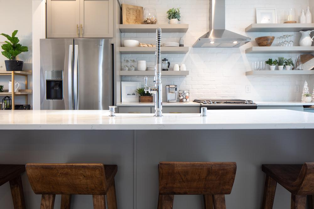 Kitchen featured in the Roosevelt By McCall Homes in Billings, MT