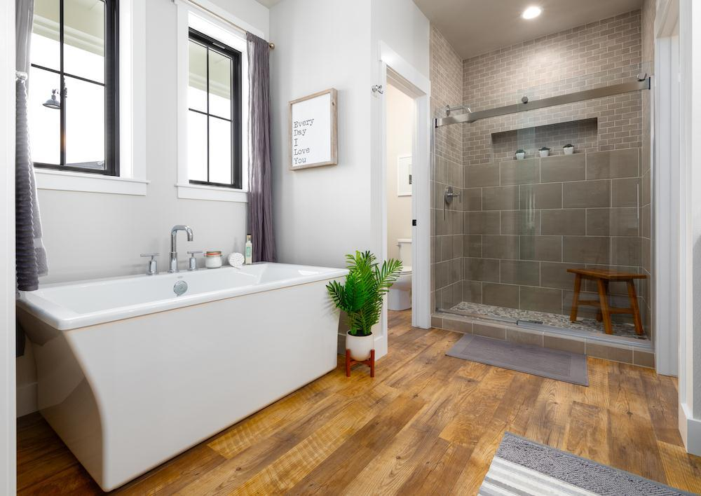 Bathroom featured in the Roosevelt By McCall Homes in Billings, MT