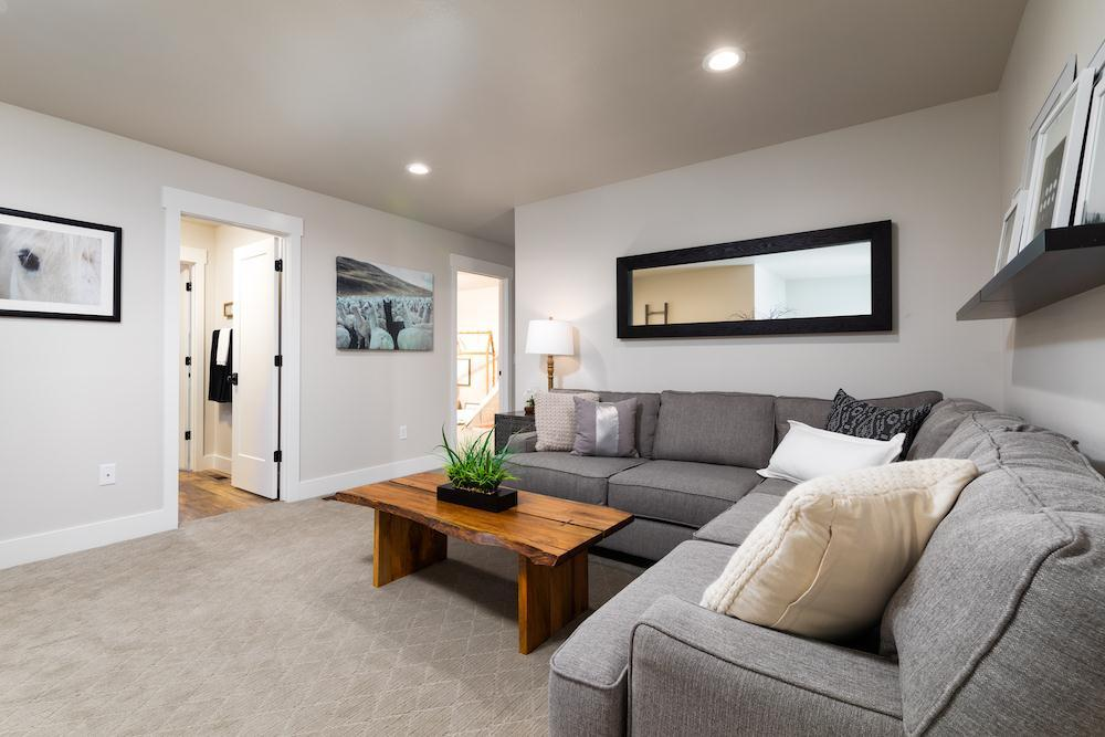Living Area featured in the Roosevelt By McCall Homes in Billings, MT