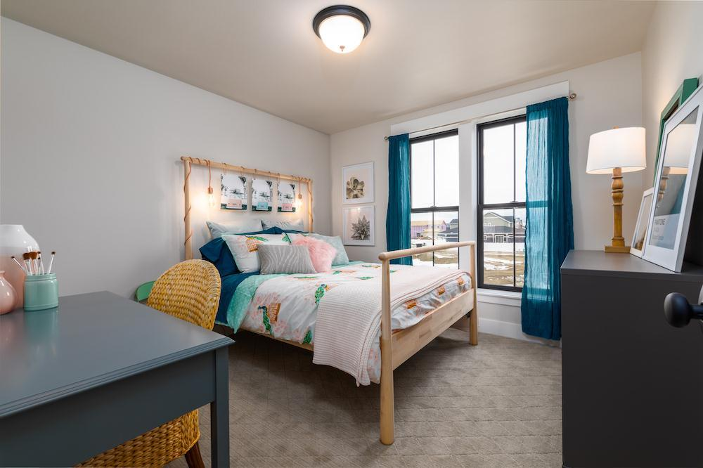 Bedroom featured in the Roosevelt By McCall Homes in Billings, MT
