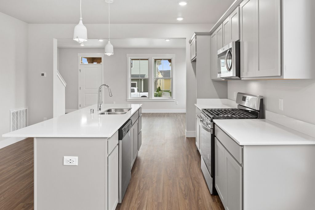Kitchen featured in the Bighorn By McCall Homes in Billings, MT