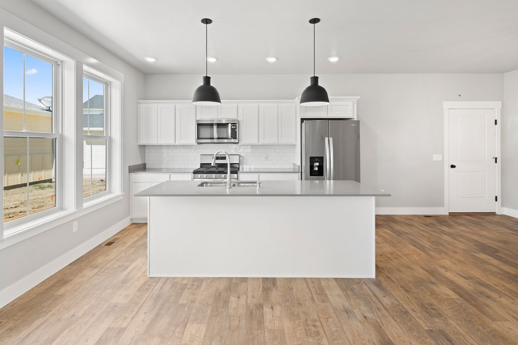 Kitchen featured in the Arrow By McCall Homes in Billings, MT