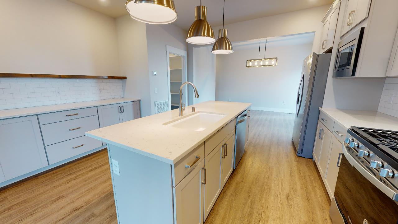 Kitchen featured in the Norris By McCall Homes in Billings, MT