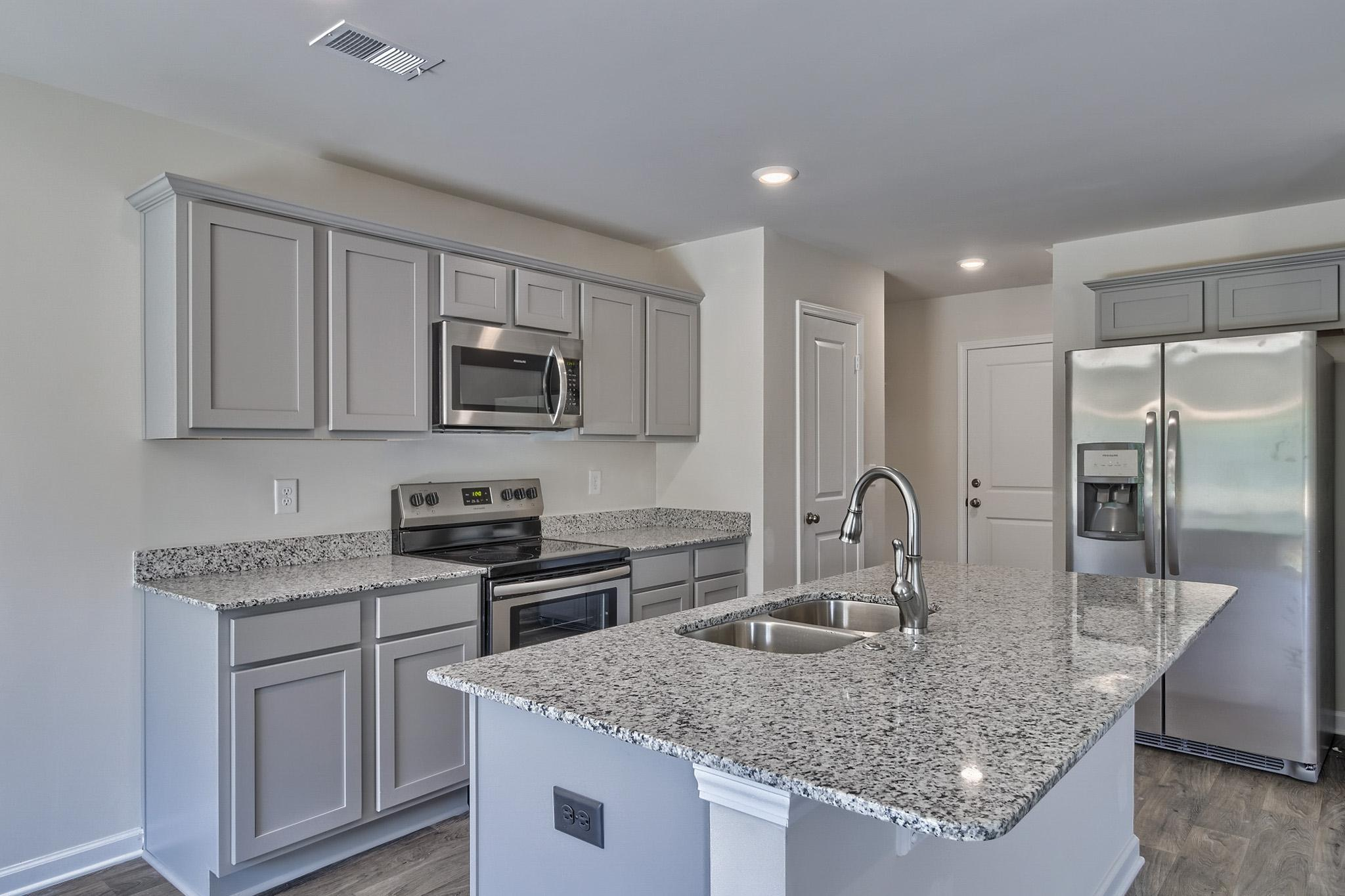Kitchen featured in the Birch By McGuinn Hybrid Homes in Columbia, SC