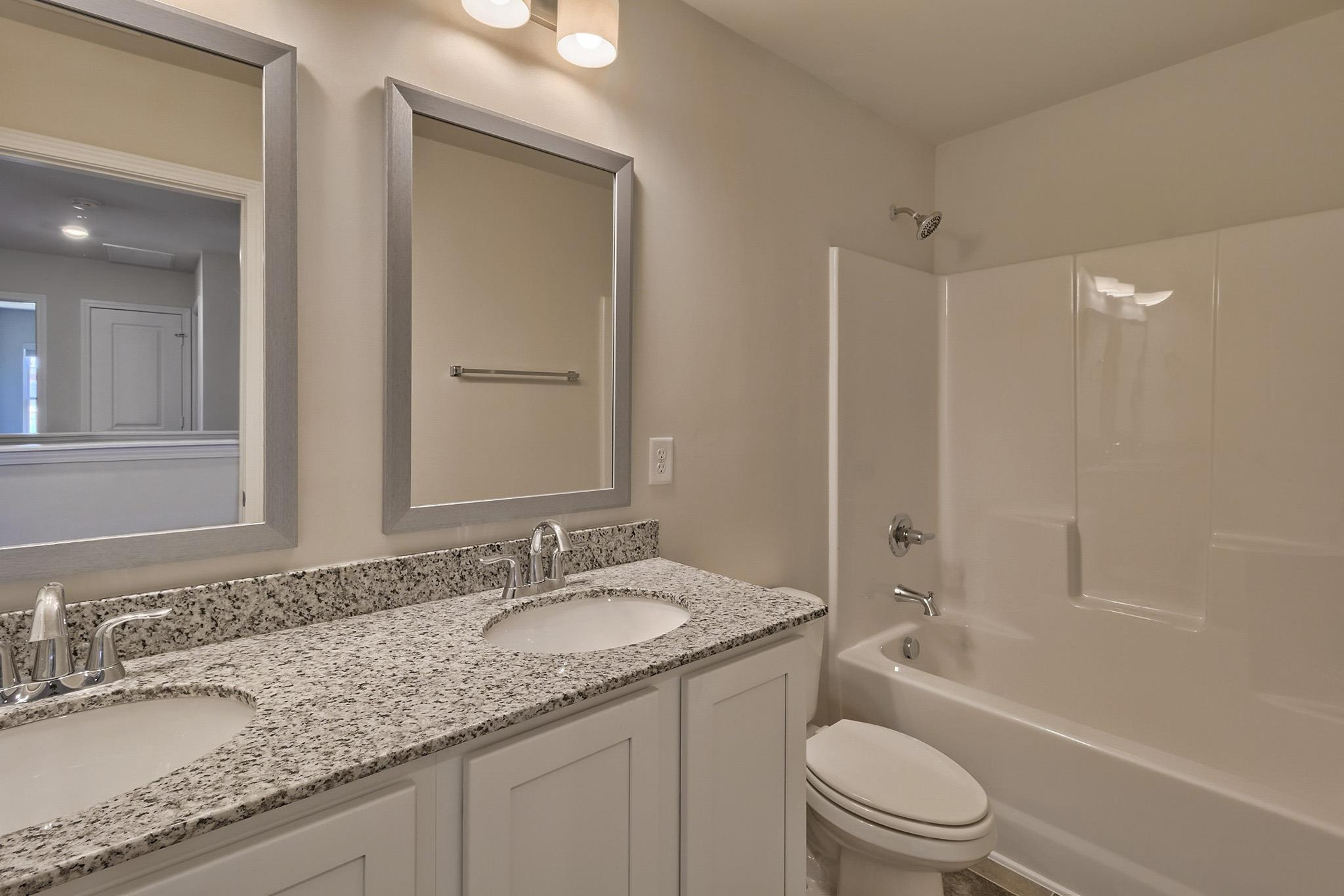 Bathroom featured in the Cypress By McGuinn Hybrid Homes in Columbia, SC