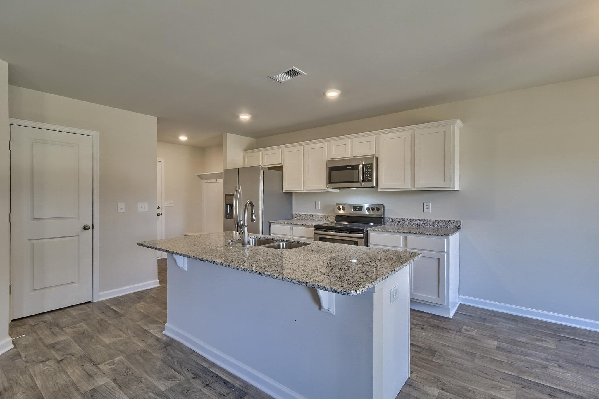 Kitchen featured in the Cypress By McGuinn Hybrid Homes in Columbia, SC