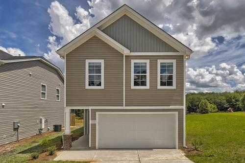 Cannon Springs by McGuinn Hybrid Homes in Columbia South Carolina