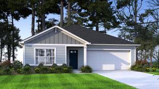 Magnolia - Kendall Lake Walk: Camden, South Carolina - McGuinn Hybrid Homes