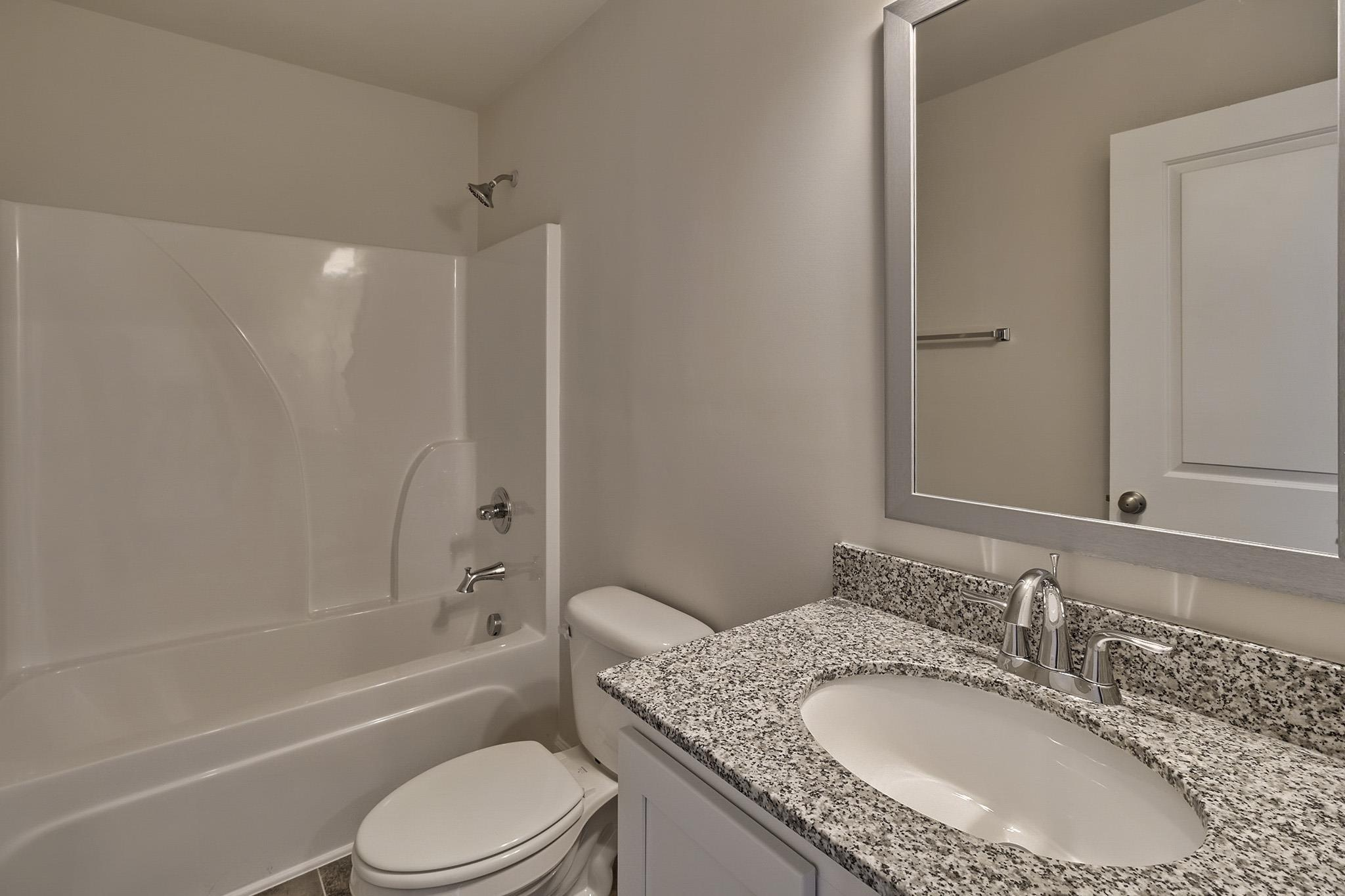 Bathroom featured in the Spruce B By McGuinn Hybrid Homes in Columbia, SC