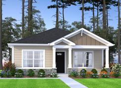 Dogwood - Kendall Lake Walk: Camden, South Carolina - McGuinn Hybrid Homes