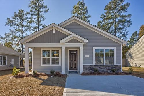 Bickley Estates by McGuinn Hybrid Homes in Columbia South Carolina