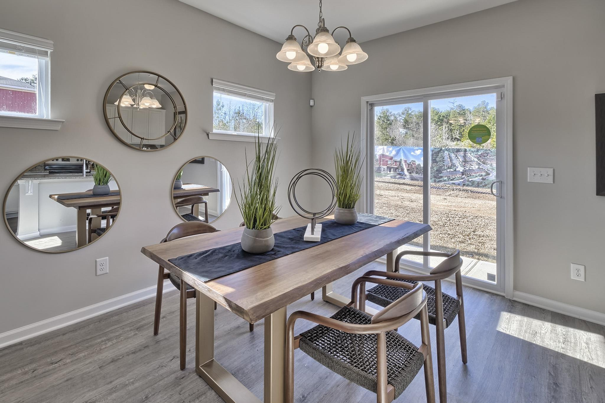 Kitchen featured in the Harbison Grove 3  By McGuinn Hybrid Homes in Columbia, SC