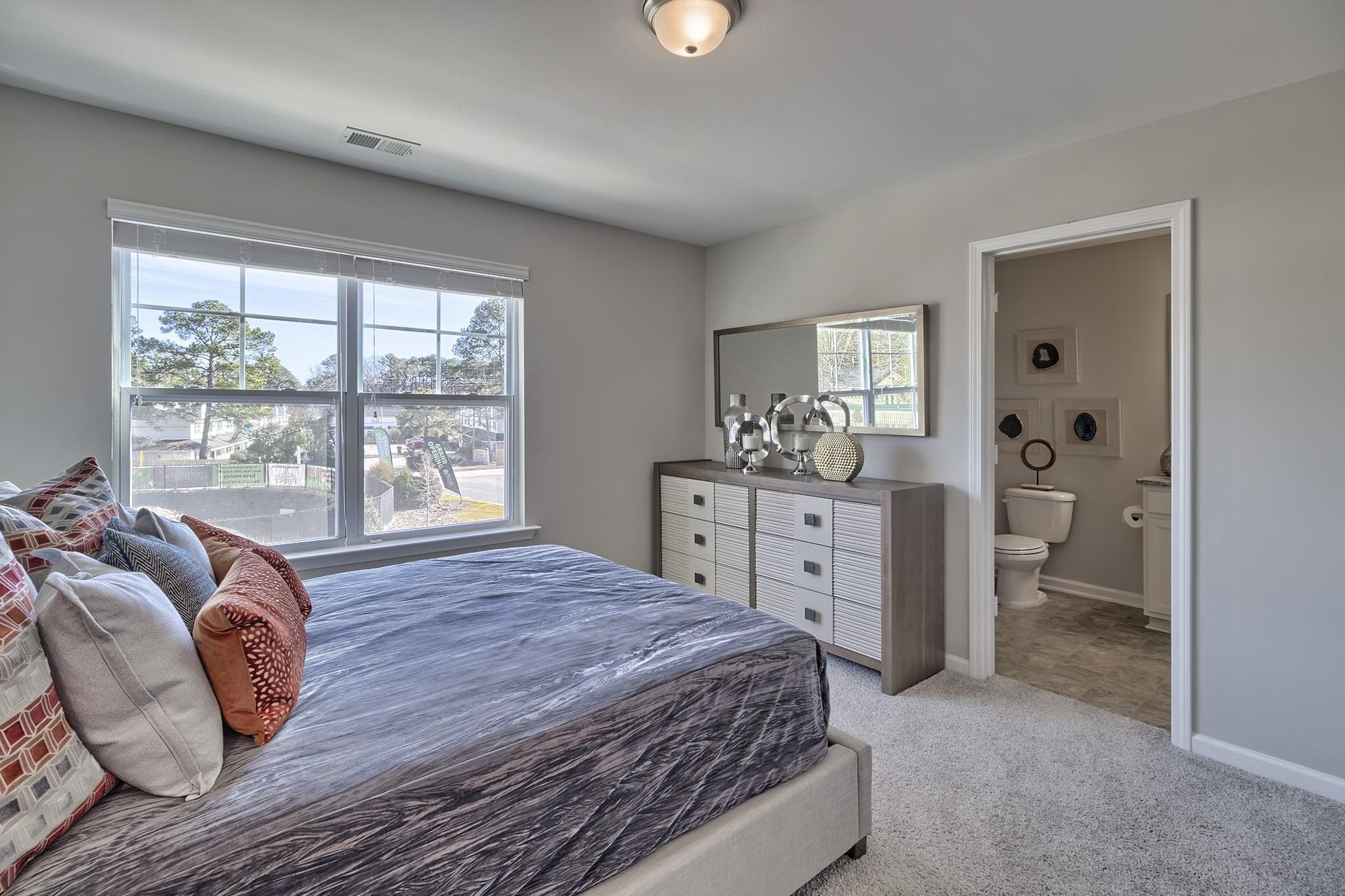 Bedroom featured in the Harbison Grove 3  By McGuinn Hybrid Homes in Columbia, SC