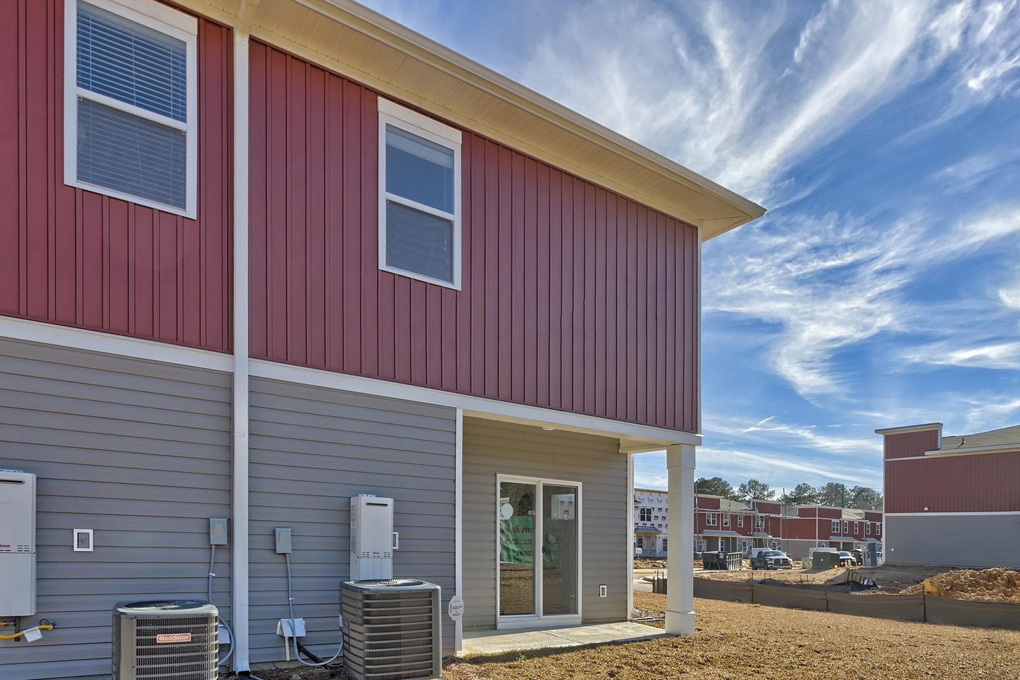 Exterior featured in the Harbison Grove 3  By McGuinn Hybrid Homes in Columbia, SC