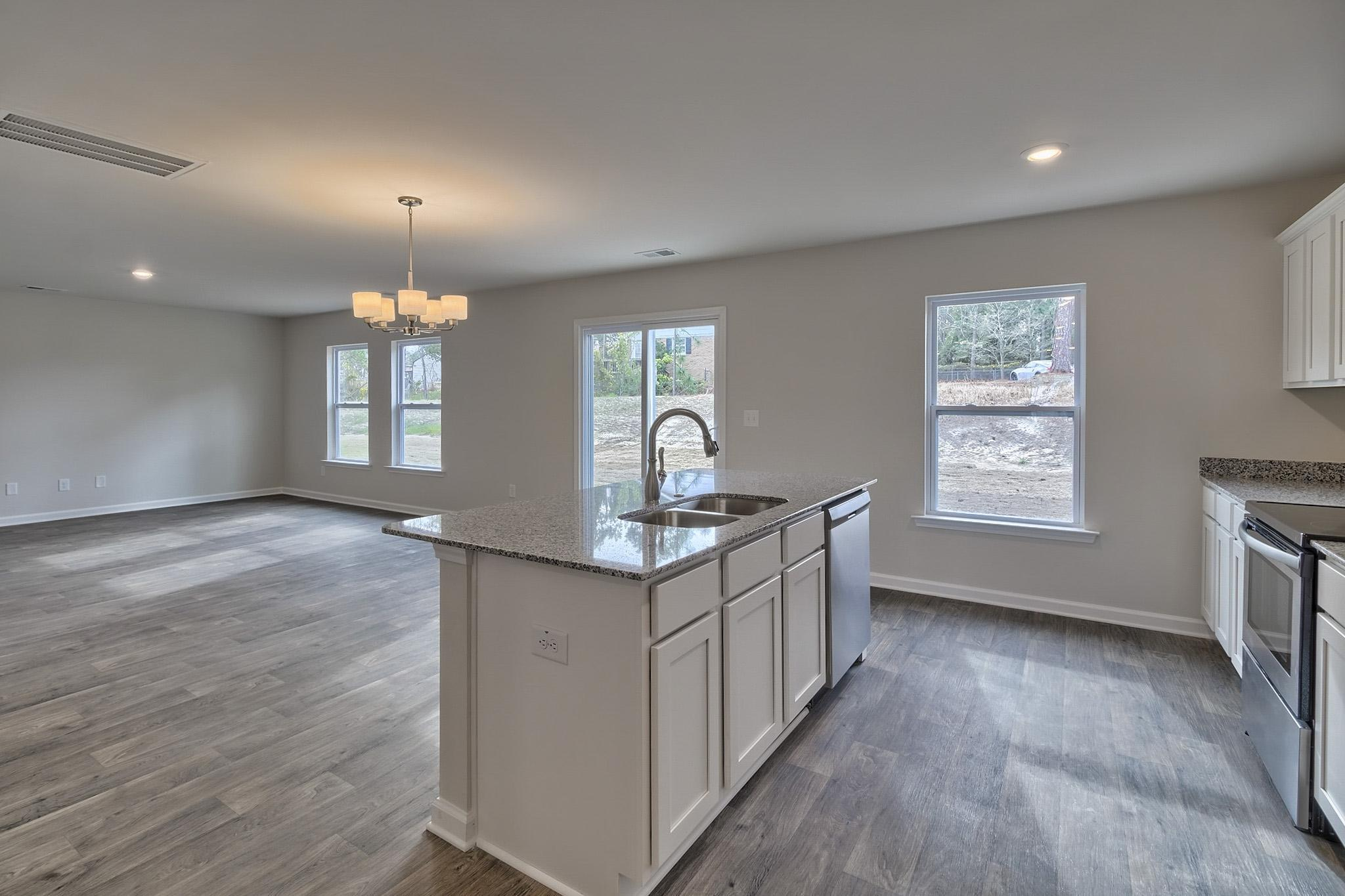 Kitchen featured in the Maple B By McGuinn Hybrid Homes in Columbia, SC
