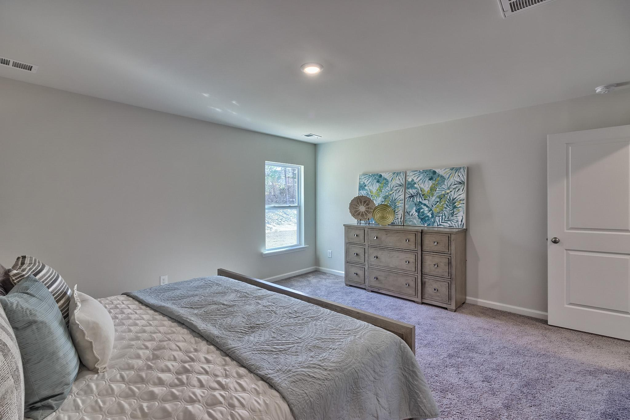 Bedroom featured in the Alder By McGuinn Hybrid Homes in Columbia, SC