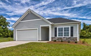 Kendall Lake Walk by McGuinn Hybrid Homes in Columbia South Carolina