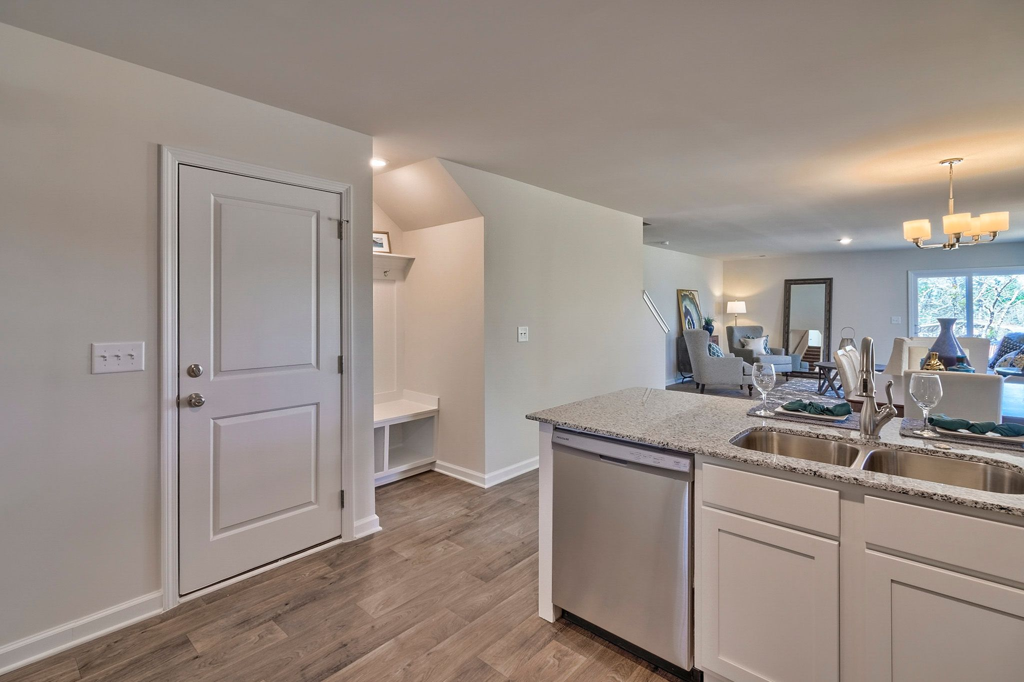 Kitchen featured in the Alder By McGuinn Hybrid Homes in Columbia, SC