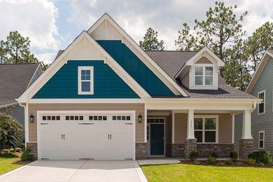 Winston Craftsman Legacy Lakes Aberdeen North Carolina Mckee Homes