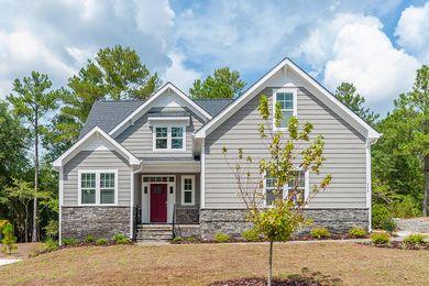 Biltmore Craftsman Mid South Club Southern Pines North Carolina Mckee Homes