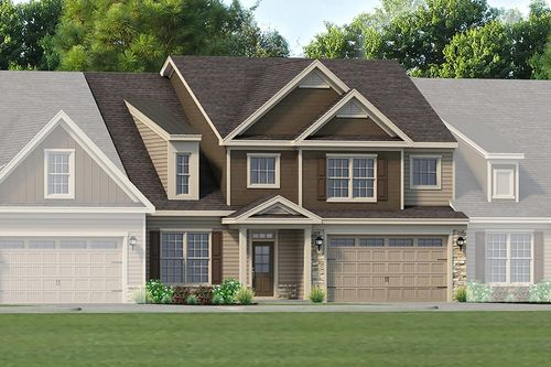 Villas At Forest Hills By Mckee Homes In Pinehurst Southern Pines North Carolina