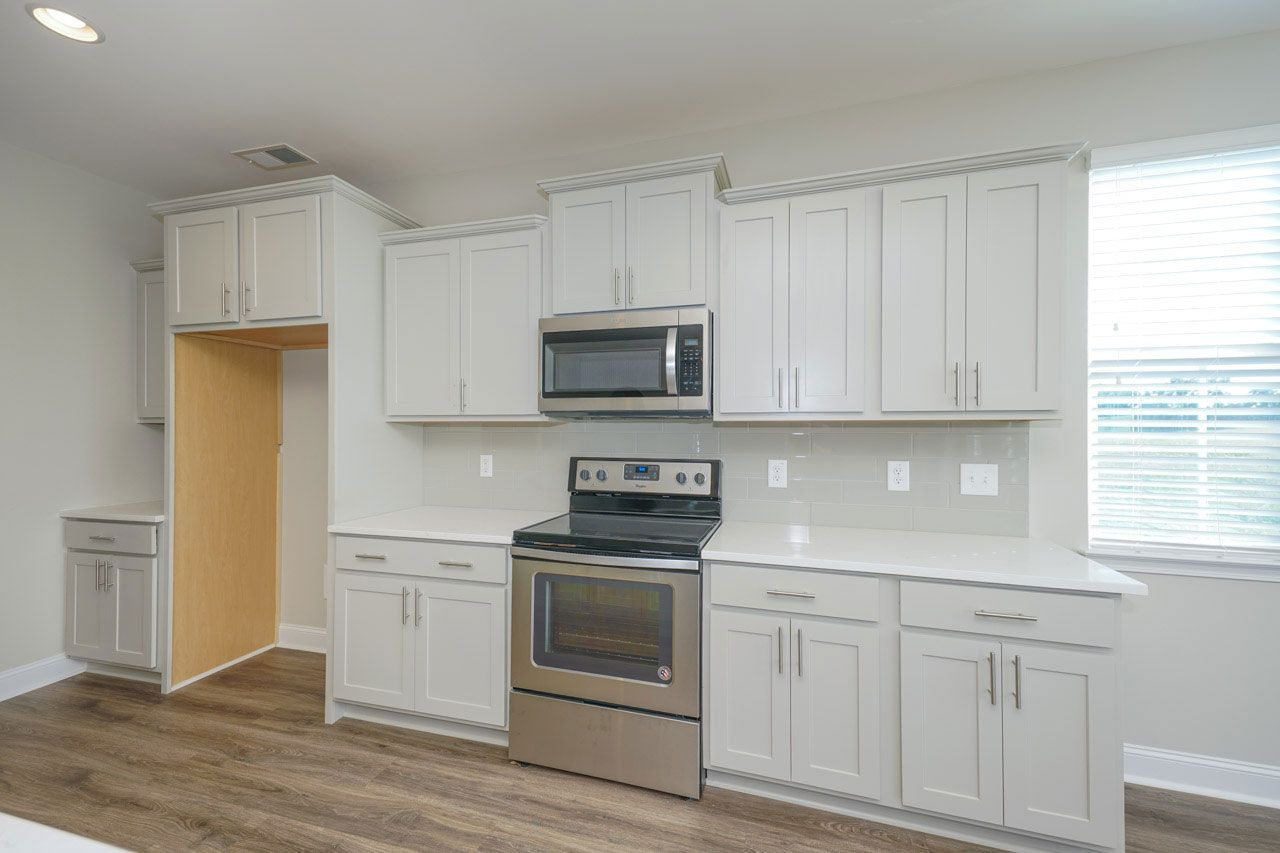Kitchen-in-Brooks European-at-Falls Creek-in-Youngsville
