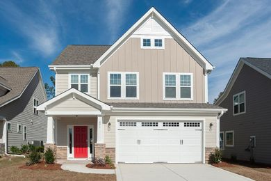 Sullivan Craftsman Legacy Lakes Aberdeen North Carolina Mckee Homes