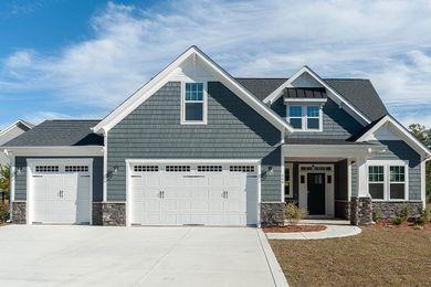Biltmore Craftsman Legacy Lakes Aberdeen North Carolina Mckee Homes